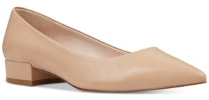 Nine West Fayth Almond-Toe Flats Women's Shoes