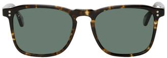 Raen Tortoiseshell Wiley Sunglasses