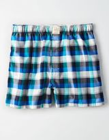 American Eagle Outfitters AE Pinstriped Boxer