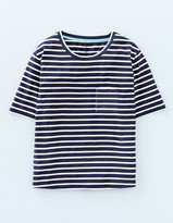 Boden Supersoft Boxy Tee
