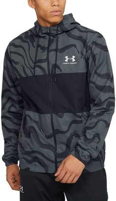 Under Armour Men's UA Sportstyle Wind Printed Jacket