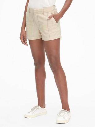 "Gap Mid Rise 3"" City Shorts"