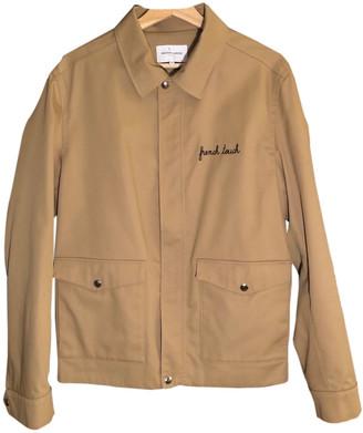 Maison Labiche Beige Cotton Jackets