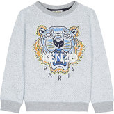 Kenzo Tiger cotton-blend jumper 2-3 years