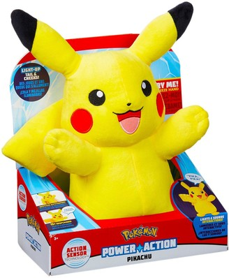 Pokemon Power Action Pikachu