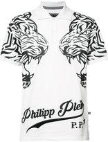 Philipp Plein Lost polo shirt - men - Cotton - L