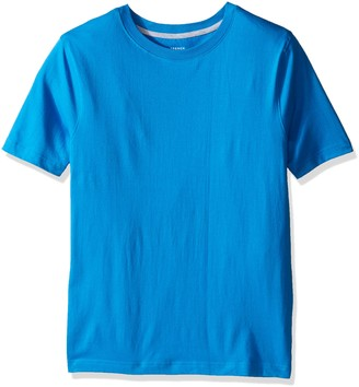 French Toast Men's Modern Fit Short Sleeve Crew Neck Tee