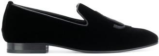 Jimmy Choo Sache flat slippers