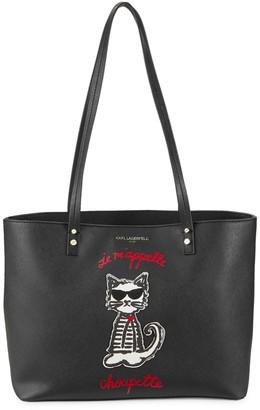 Karl Lagerfeld Paris Maybelle Tote Bag