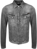 Nudie Jeans Billy Denim Jacket Grey