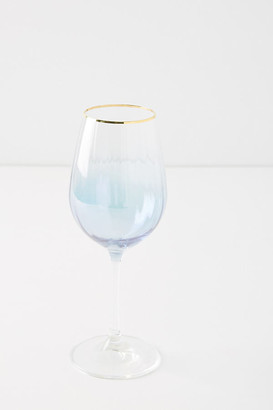 Anthropologie Waterfall Wine Glasses, Set of 4 By in Assorted Size S/4 red wine