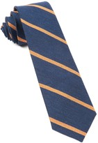 The Tie Bar Navy Spring Break Stripe Tie
