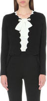 Claudie Pierlot Moma knitted cardigan
