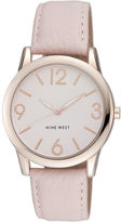 Nine West Angelic Strap Watch