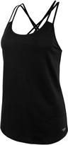 Running Bare Black Widow No Sweat Workout Tank