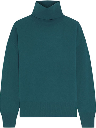 Iris & Ink Saija Cashmere Turtleneck Sweater