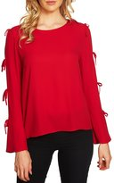 CeCe Light Weight Crepe Blouse