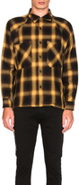 Mr. Completely Raglan Flannel