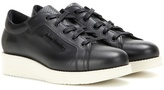Acne Studios Kobe Leather Sneakers