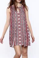 BB Dakota Printed Artis Dress