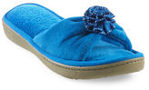 Isotoner Aimee Microterry Slide Slippers