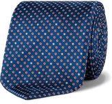 HUGO BOSS Multi Colour Spot Tie