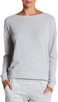 Betsey Johnson Laced Back Sweatshirt