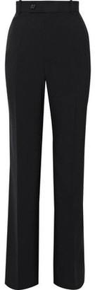 Helmut Lang Crepe Straight-leg Pants