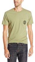 RVCA Men's Motors Reverse Pocket T-Shirt