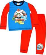 Thomas & Friends Kids Snuggle Fit Long Length Pajama