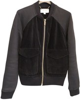 Michael Kors Black Suede Jackets