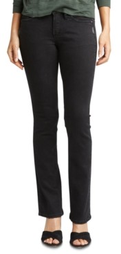 Silver Jeans Co. Suki Curvy-Fit Slim Bootcut Jeans