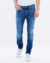 BOSS Charleston Extra Slim-Fit Stretch Jeans
