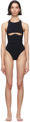 Agent Provocateur Black Odie One-Piece Swimsuit