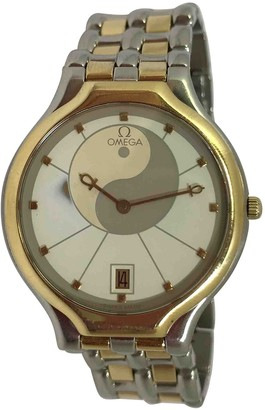 Omega De Ville Other gold and steel Watches