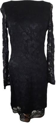 Diane von Furstenberg Black Lace Dresses