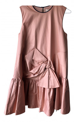 Roksanda Beige Cotton Dresses