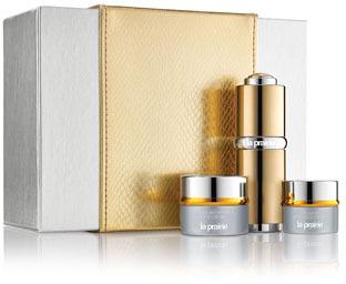 La Prairie Limited Edition Luxurious Radiance Moments Set