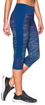 Under Armour Fly-By Ultra-Tight Printed Ergonomic Capri Leggings
