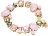 Betsey Johnson Marie Antoinette Multi Stone Bracelet