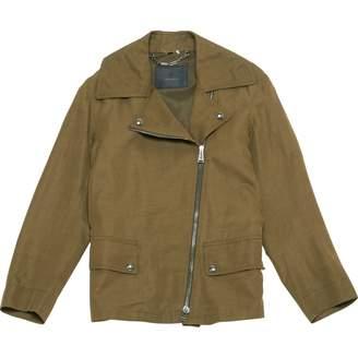 Belstaff Khaki Viscose Jackets