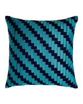 Elaine Smith American Summer Basketweave Pillow