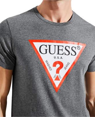 GUESS Men Classic Logo T-Shirt