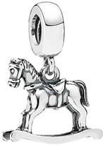 Pandora Silver Rocking Horse Charm