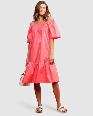 SACHA DRAKE - Women's Pink Dresses - Fraser Island Dress - Size One Size, 14 at The Iconic