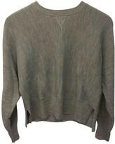 Vince Grey Wool Knitwear for Women