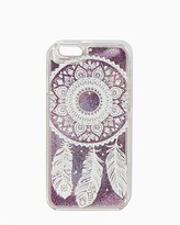 Charming charlie Glittery Feather iPhone 6/6+ Case