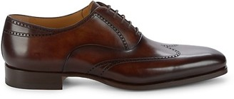 Magnanni Coleman Leather Oxfords