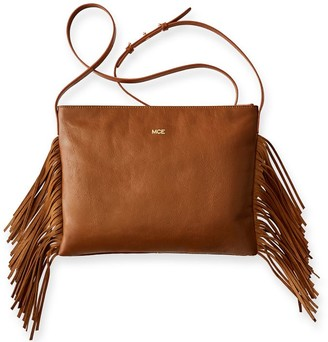 Mark & Graham Fringe Crossbody Bag