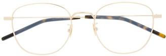 Saint Laurent Eyewear SL313 round-frame glasses